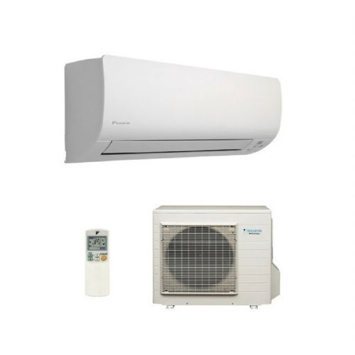 Daikin Air Conditioning FTXS25K Wall Mounted (2.5Kw / 9000 Btu) Inverter Heat Pump A++ 240V~50Hz